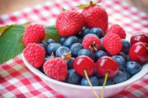 fruit rouge