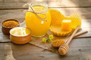 gingembre miel