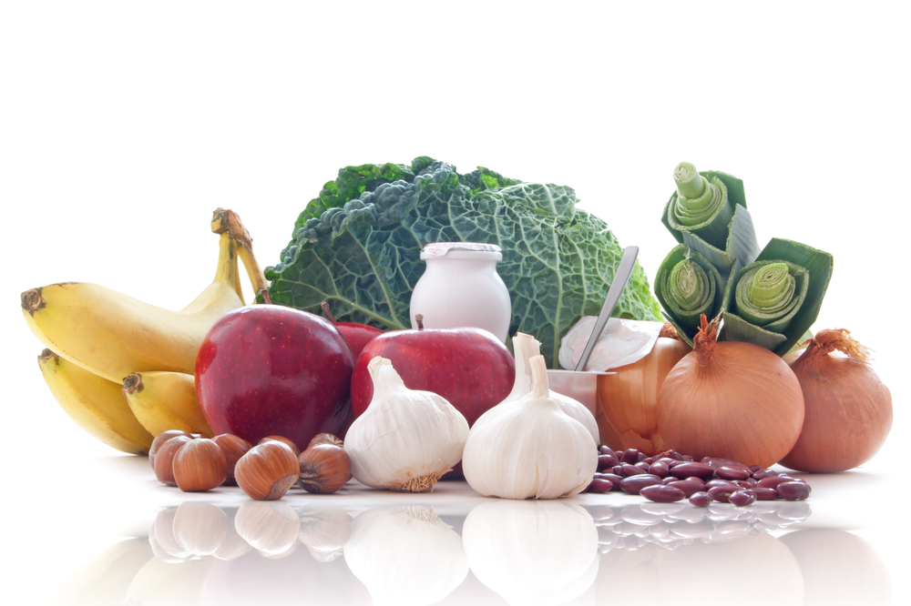 prebiotiques liste aliment
