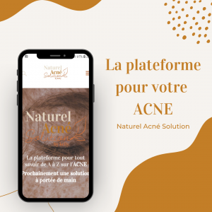 acné solution naturel guérir